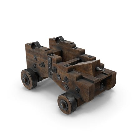 Medieval Gun Carriage