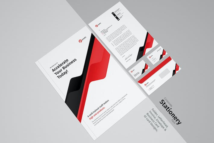 Professional Business Stationery
