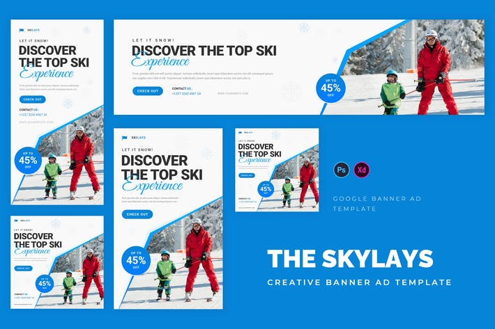 Thumbnail for Skylays Google Ads