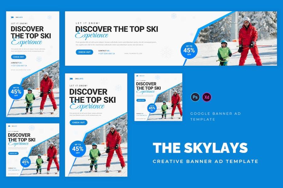 Skylays Google Ads