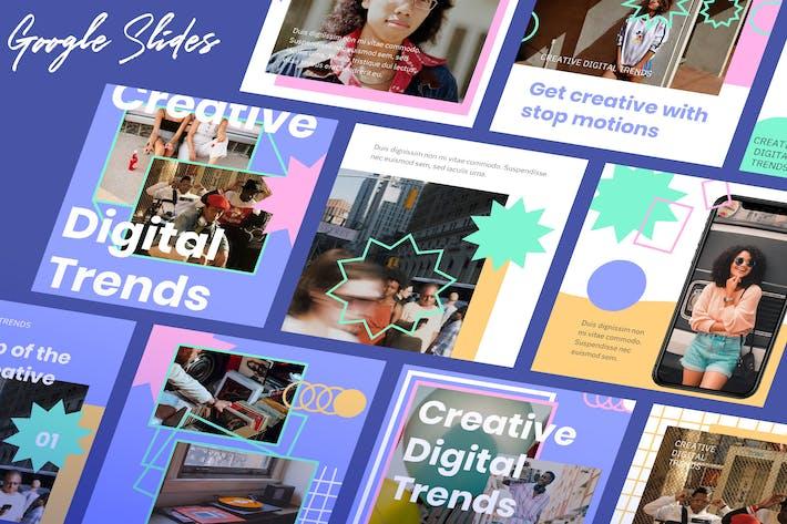 Thumbnail for Creative Digital Marketing 2021 Instagram Google