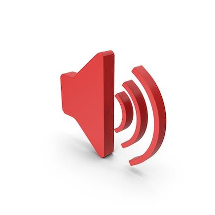 Symbol Sound Red
