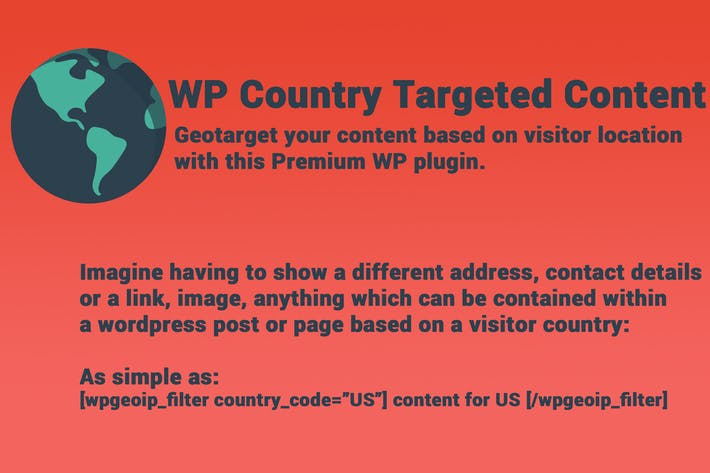 Thumbnail for WP Country Targeted Content