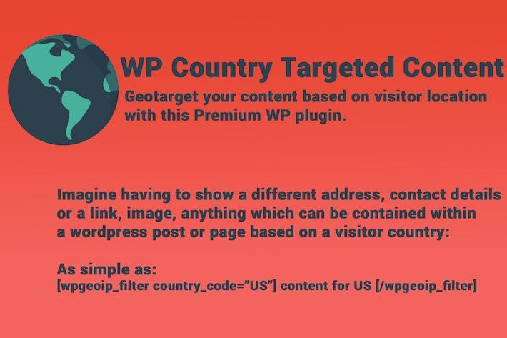 Zielgruppenorientierte Inhalte für WP