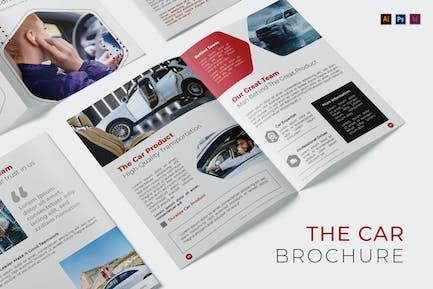 Broschüre Autotransporte