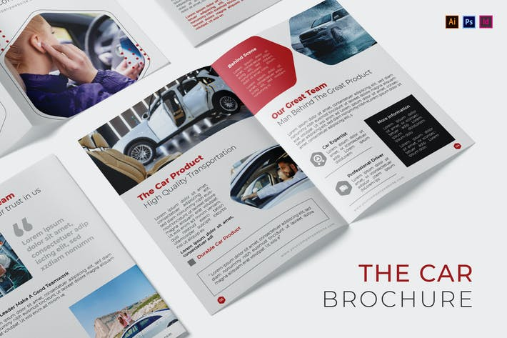 Thumbnail for Car Transportation Brochure