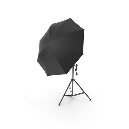 Studio Lighting Umbrella Single Light