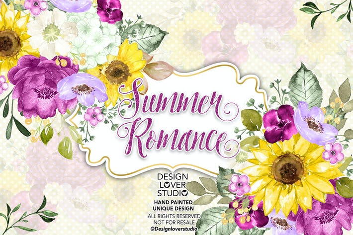 Thumbnail for Summer Romance design