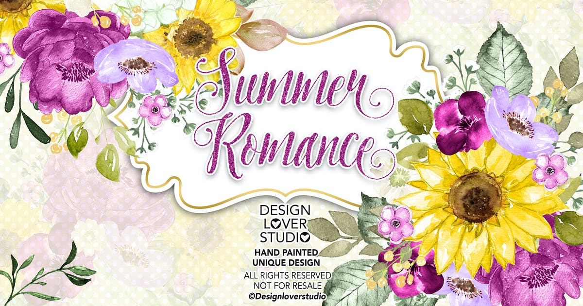 Download Summer Romance design by Unknow