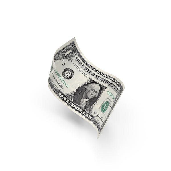 Thumbnail for 1 Dollar Bill