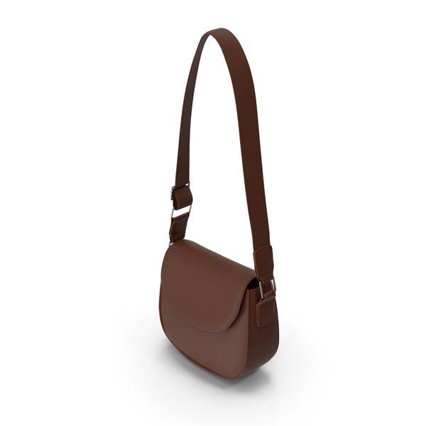 Thumbnail for Bolso mujer marrón