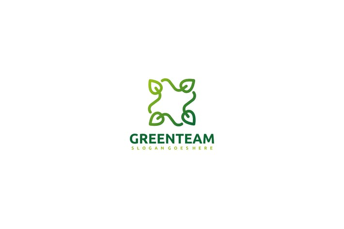 Thumbnail for Green Team Logo