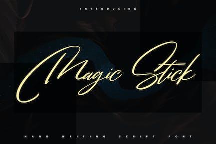 MagicStick | Handwriting Script Font