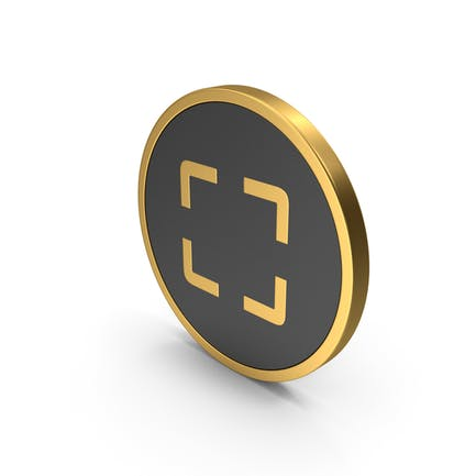 Gold Icon Fullscreen