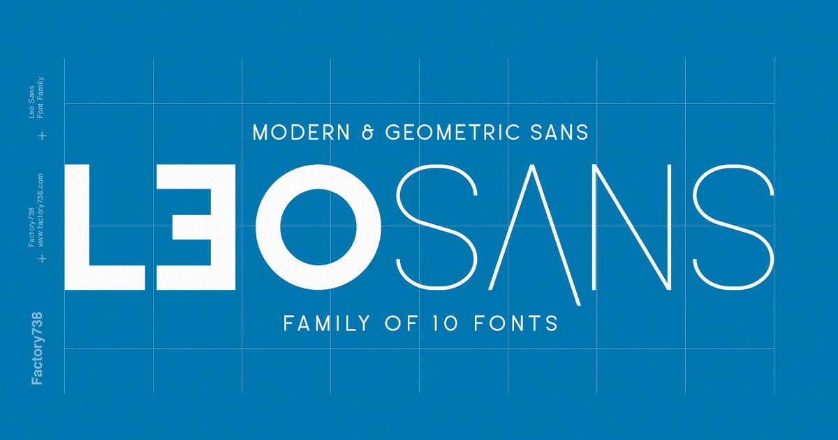 Download Leo Sans by factory738