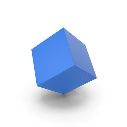 Cube Blau