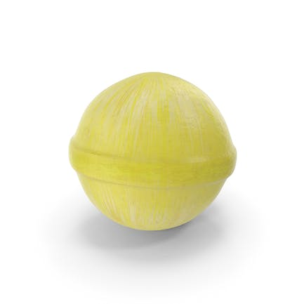 Spherical Hard Candy Yellow