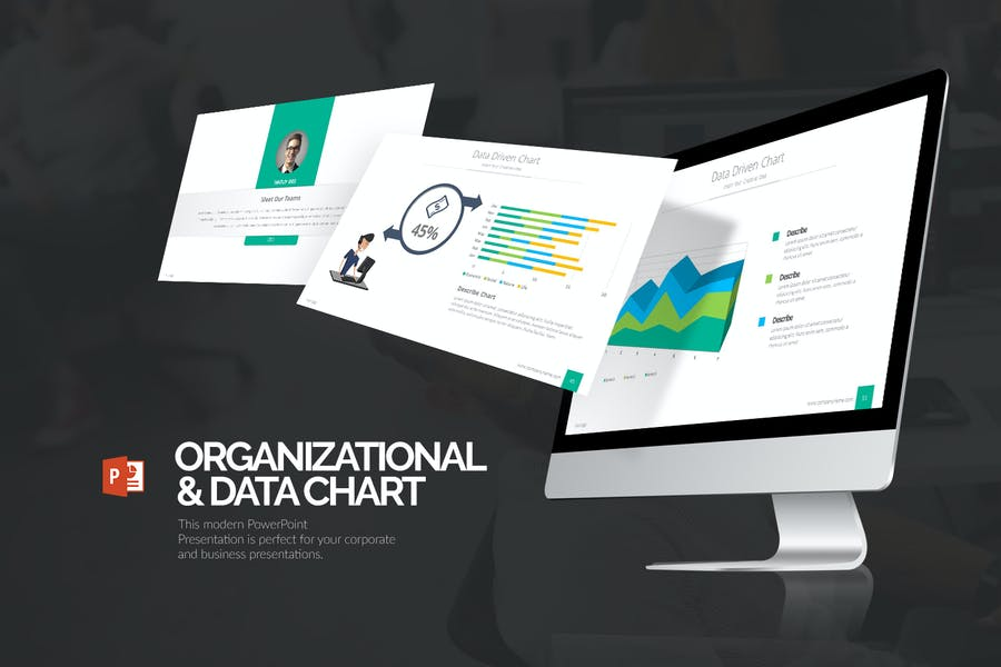 Organizational & Data Chart Presentation