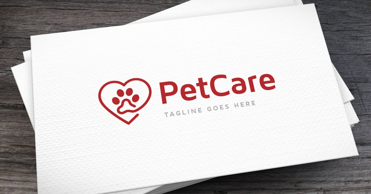 Download Pet Clinic Logo Template by empativo