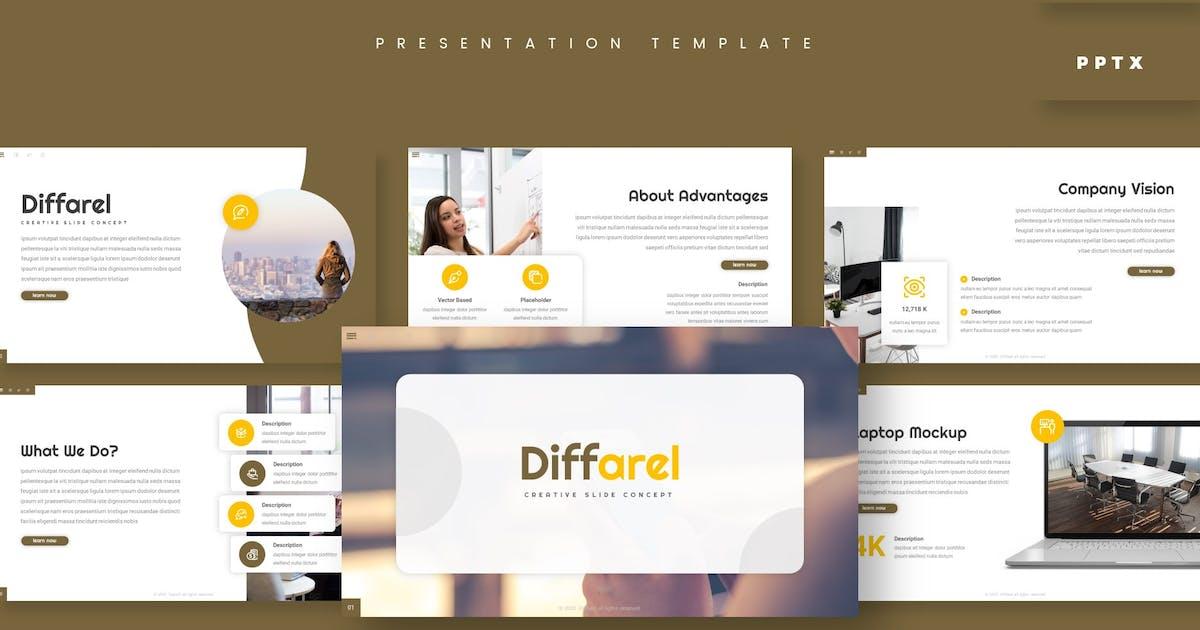 Download Diffarel - Presentation Template by aqrstudio