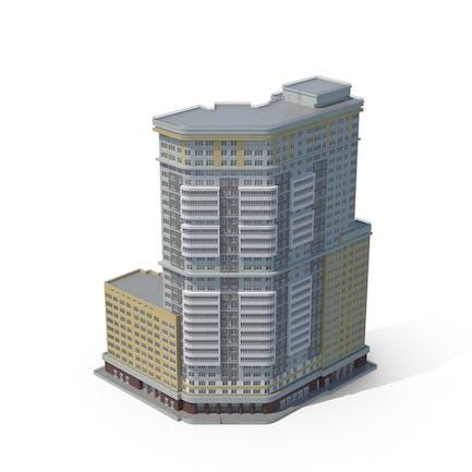 Großstadtgebäude