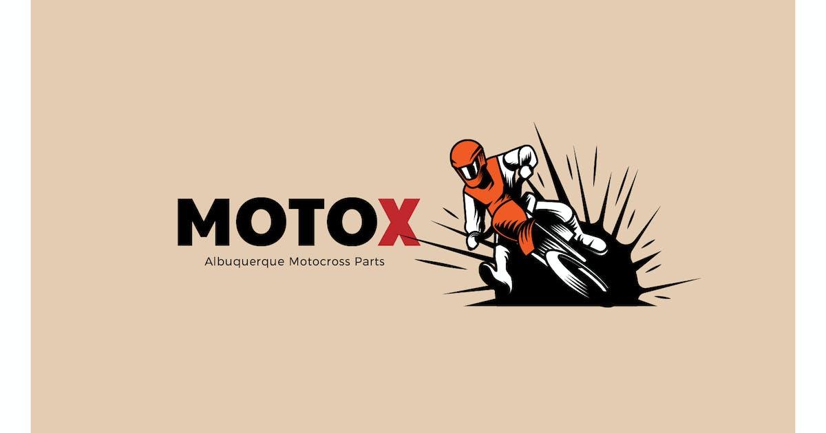 Download motox - Mascot & Esport Logo by aqrstudio