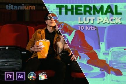 Titanium Thermal LUT Pack (10 Luts)