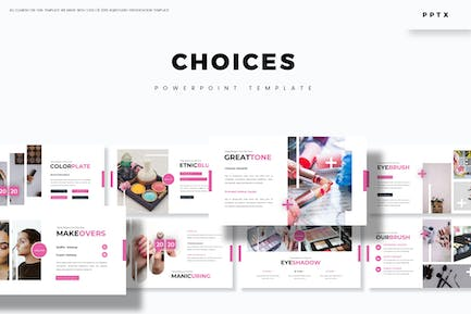 Choices - Powerpoint Template