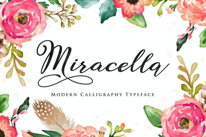 Thumbnail for Miracella Script