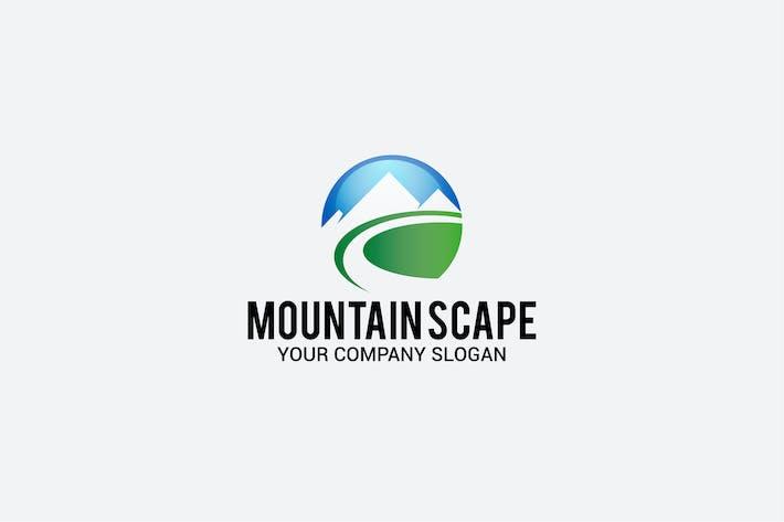 Thumbnail for mountain scape