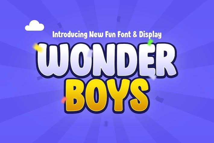 Thumbnail for Wonder Boys - Fuente Juego