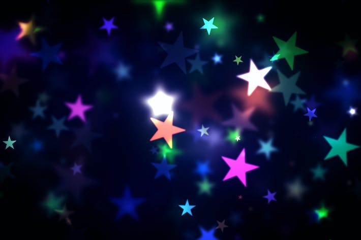 Thumbnail for Colorful Shining Stars