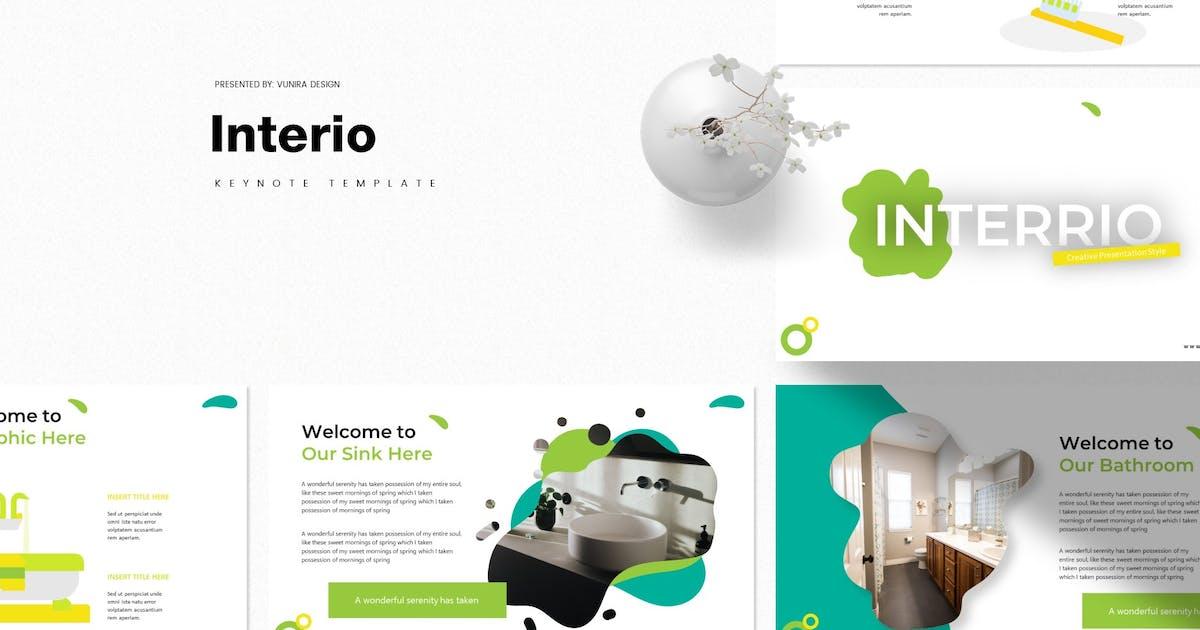 Download Interio | Keynote Template by Vunira