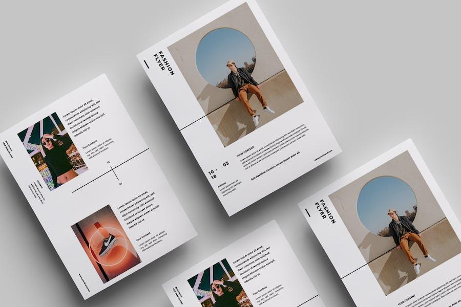 Minimalist Flyer Design.08