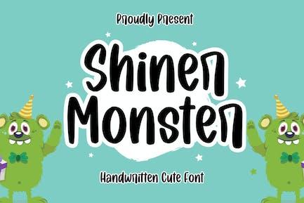 Shiner Monster