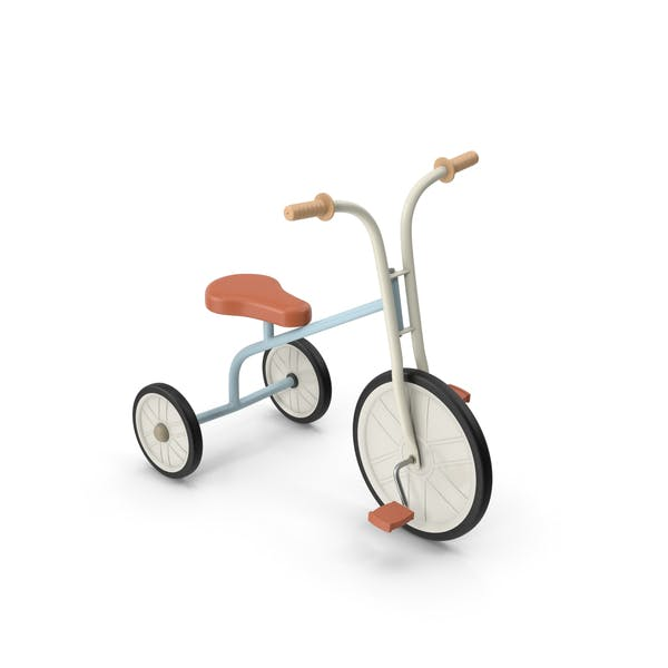 Soviet Tricycle For Kids