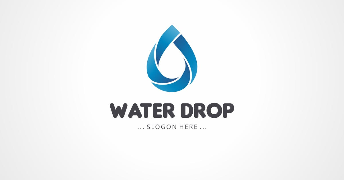 Download Abstract Water Drop by graphix_shiv