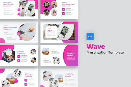 IT Solutions & Services Keynote Template