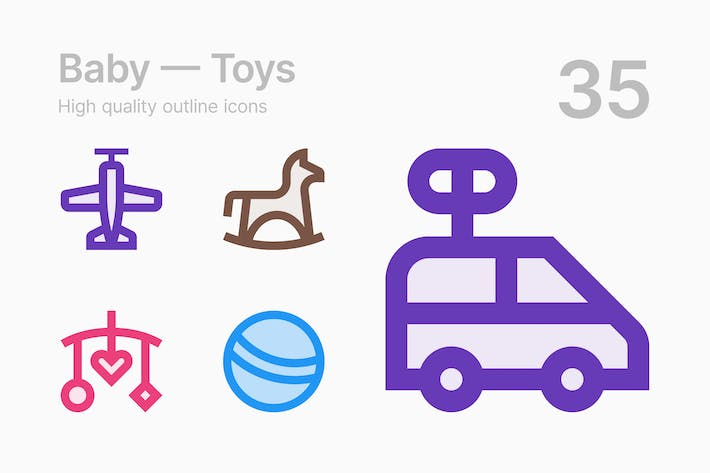 Cover Image For Baby — Toys #2