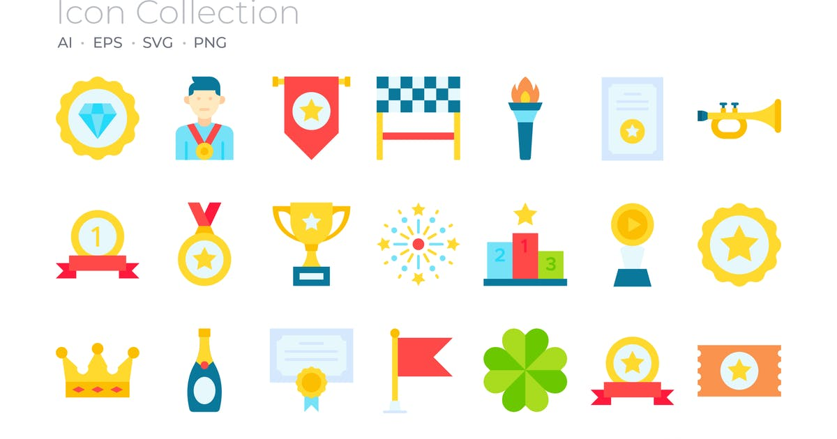 Download Winning Color Icon by GoodWare_Std