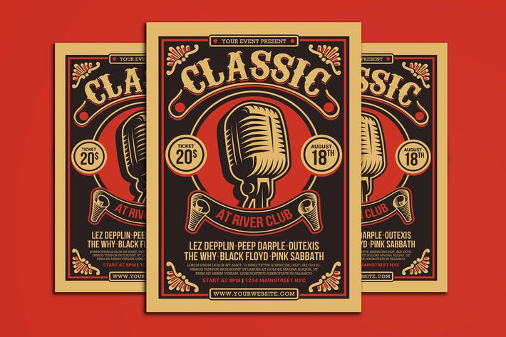 Cover Image For Classic Music Show
