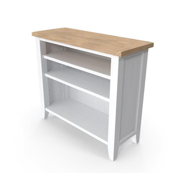 Thumbnail for White Painted Shelf