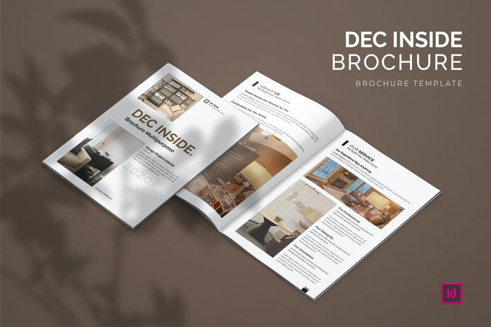 Thumbnail for Decor Inside - Brochure Template
