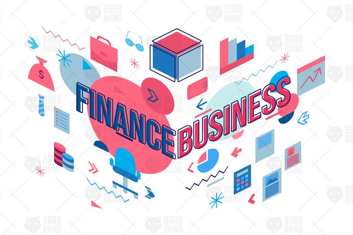 Thumbnail for Business And Finance Concept