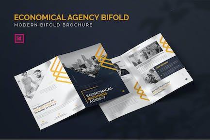 Economical Agency - Bifold Brochure