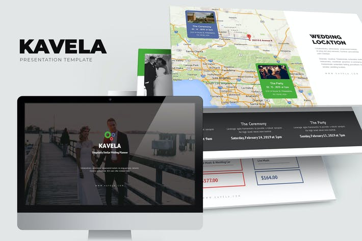 Thumbnail for Kavela : Wedding Ceremony Planner Powerpoint