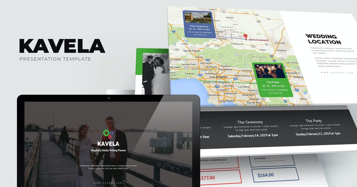 Download Kavela : Wedding Ceremony Planner Powerpoint by punkl