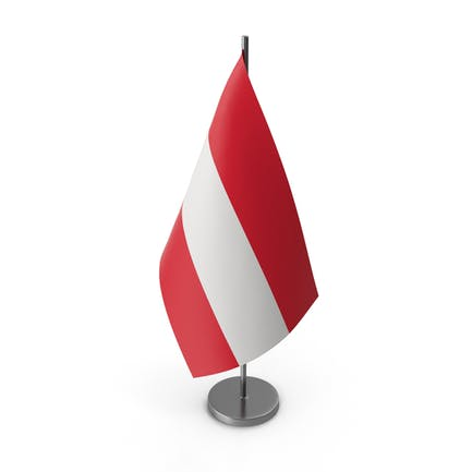 Tischfahne Österreich