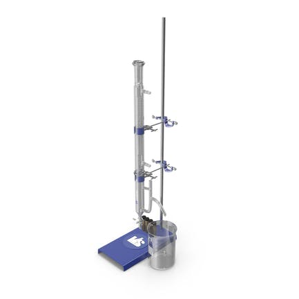 Lab Flask Stand