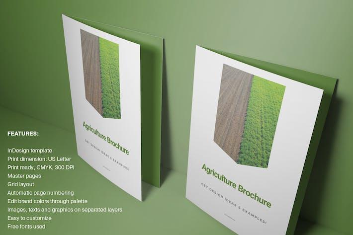 Thumbnail for Brochure sur l'agriculture